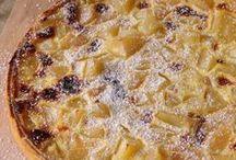 tarte aux poires alsaciennes