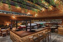 Restauracje • / Wnętrza i otoczenia restauracji, do których chciałbyś pojechać z piskiem opon!