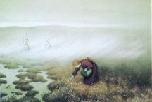 Theodor Kittelsens magiske verden