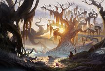 Prehistoric jungle refs