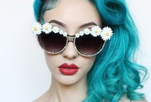 Hair-spiration / Rockabilly, psychobilly and neo vintage hairstyles