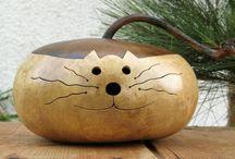 Pumpkin & Gourd Crafts