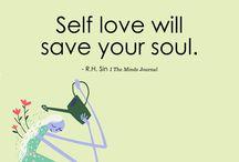 Radical Self Love.