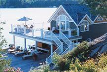 La casa sul lago / Lake dream houses