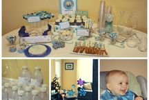 Ethan's 1st Birthday! / by Theresa Irby
