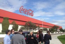 Visita Coca Cola Iberian Partners