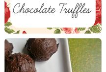 Sugar free / Chocolate truffles