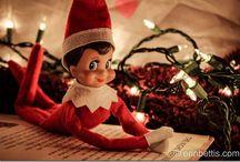 i love holiday ideas (elf on the shelf)