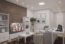 Sala de estar  - Nature Preserve / Nossos produtos <3