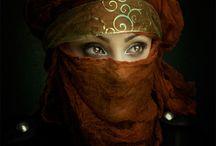 eye girl portrait
