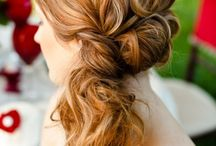 2 One side Hairstyles / Hair