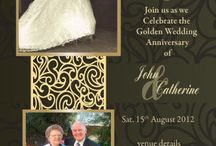 50 th wedding anniversary