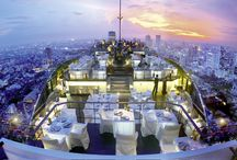 Rooftop bars / De beste Rooftopbars over de hele wereld!