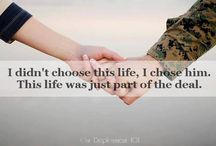 Army wife / by Danielle Burrows Reed