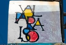 Valpraiso (Chile) Graffiti