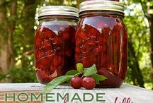 Canning/Preserving / by Sherry Beyer Scholten