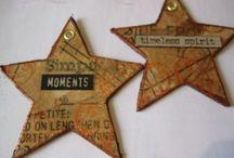 Adorn: star ornaments