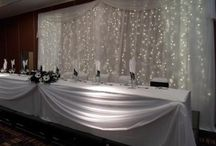 Fairylight Themes / Beautiful use of fairy lights to give a warm glow to any room.