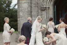 Mitt bryllup <3 / My white vintage wedding <3
