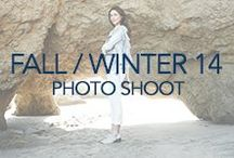 FALL/WINTER PHOTO SHOOT 2014 / by Dr. Scholl's Shoes