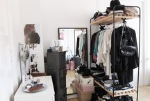Home: Dressing Room / Vanity / by Melissa Allen