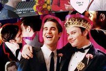 Klaine (Darren Criss & Chris Colfer)
