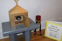 Kącik oltar