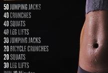 Workout/diet / by Lauren Geniviva