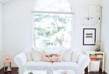 Home sweet home / Decoración del hogar