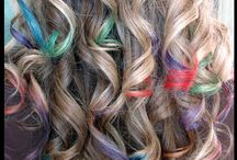 Hair styles / by Kristen Slagle