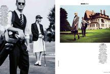 Editorials/Fashion/Haute Couture