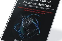 Famous Left-handers (International) List / The World's Largest List of Famous Left-handers (International) This list is the most accurate list and is 3x larger than all other lists in the World, combined! Visit http://www.Left-handersInternational.com - #LefthandersIntl
