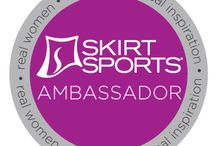 Skirts Sports Ambassadors / Our Skirt Sports Ambassador Captains and Ambassadors are women like you...real women with real lives and real bodies.  They embrace their world of the busy family, work and personal life with their world of fitness...in Skirt Sports