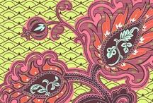 Fabrics and Supplies / by Tori Carroll