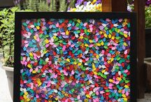 1000 cranes / In 2015 i want to make 1000 cranes. Dont know exactly why. I just want to. If only to see if i can do it.