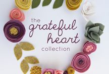 The Grateful Heart Collection (Fall/Winter 2017)