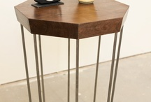 Furniture- Tables / by Cheryl Sweeney