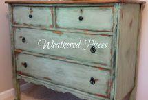 Furniture peices / patine furniture