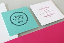 Stationery / by All Things Lovely Paper Co.