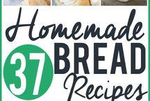 breads / by Betty Nunes
