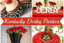 Kentucky derby party / by Megan Wagemaker