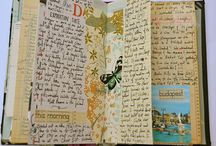 Inspirational Art Journals / Other people's journals that inspire me and fill me with awe. / by Jessica Sporn Designs