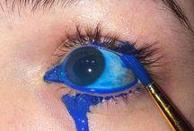 Aesthetic eyes