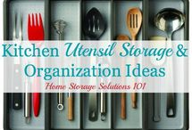 Organization tips! / Great Organization Tips for keeping my house organized! These are Helpful Tips and Ideas for Organization!