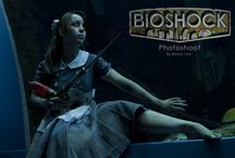 Bioshock - art & cosplay