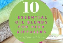 Reed diffuser / essential oils