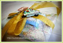 Boy Gift Wrap Ideas