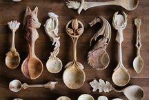 деревянные фантазии