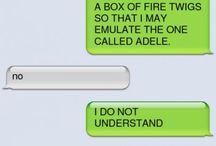 LOL / Funny stuff