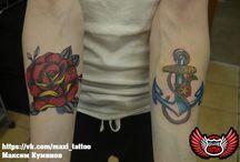 Мои работы / татуировки
